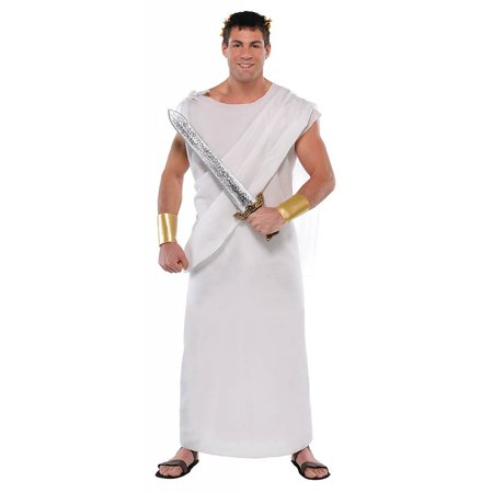 Toga Adult Costume - Standard](Toga Party Costume Accessories)
