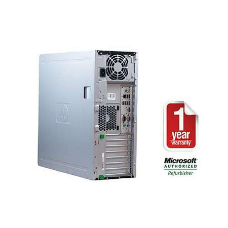 Refurbished HP DC 7900 Tower PC Intel Core 2 Duo Dual Core 3.0Ghz 8GB 1TB DVD-Rom Windows 7 Professional 64 -