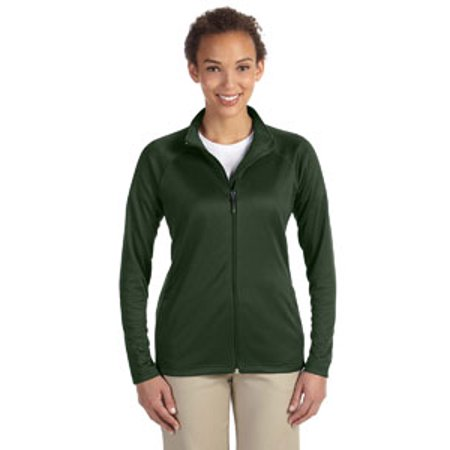 Jones Zip - Devon & Jones Ladies' Stretch Tech-Shell® Compass Full-Zip