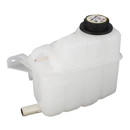 BROCK Coolant Overflow Tank Recovery Bottle Expansion Reservoir Replacement for Ford Taurus Mercury Sable 3.0L OHV 1F1Z8A080AA