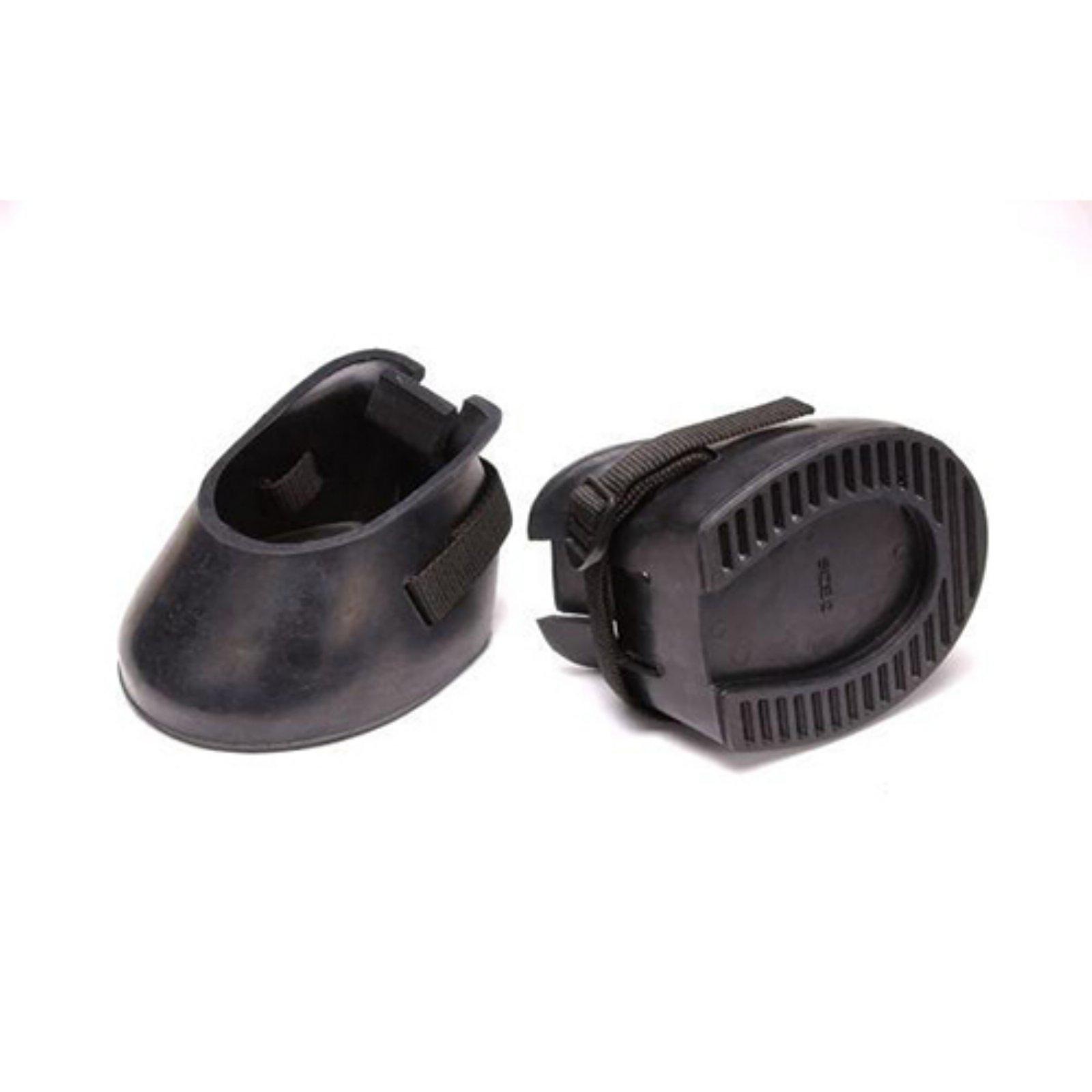 Tough-1 Black Hoof Guard Boot