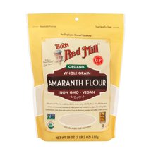 Flours & Meals: Bob's Red Mill Organic Amaranth Flour