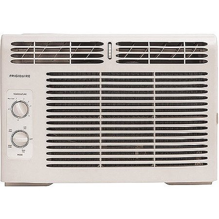 Frigidaire FRA052XT7 5,000-BTU Low Profile Compact Mini Room Window Air  Conditioner