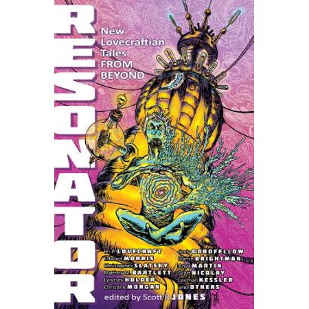 - Resonator : New Lovecraftian Tales from Beyond