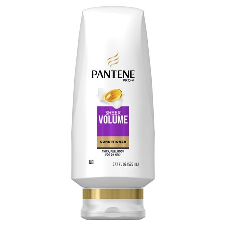 Pantene Pro-V Sheer Volume Conditioner, 17.7 fl
