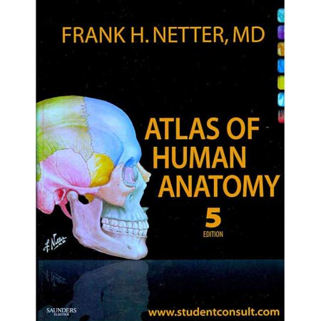 Isbn 9781437756920 Atlas Of Human Anatomy Package With Grays