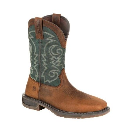 Men's Durango Boot DDB0192 Workhorse Steel Toe Western Work Boot