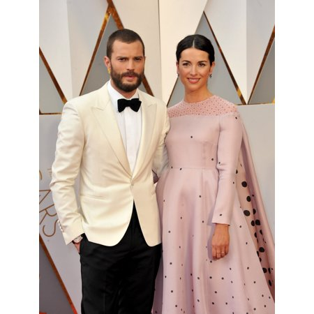 Jamie Dornan Amelia Warner At Arrivals For The 89Th Academy Awards Oscars 2017 - Arrivals 3 The Dolby Theatre At Hollywood And Highland Center Los Angeles Ca February 26 2017 Photo By Elizabeth Gooden ()