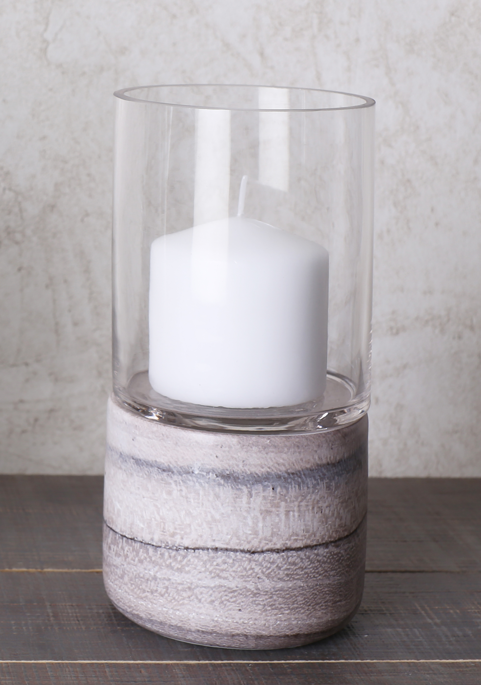 Small Dome Hurricane Candle Holder, Large Decorative Hurricane Lamps