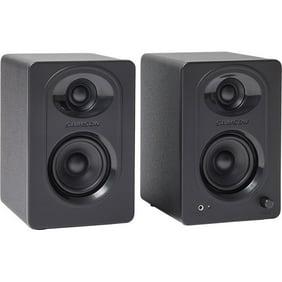 DPM5W Rockville 2-Way 150W White Active//Powered Studio Monitor Speaker 5.25