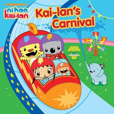 Kai-lan's Carnival (Ni Hao, Kai-lan) - eBook - Ni Hao Kai-lan Ni Hao Halloween