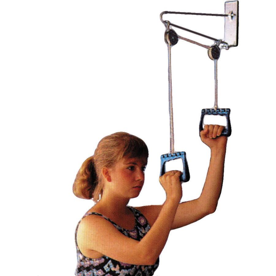 Overdoor Exercise Pulley Set