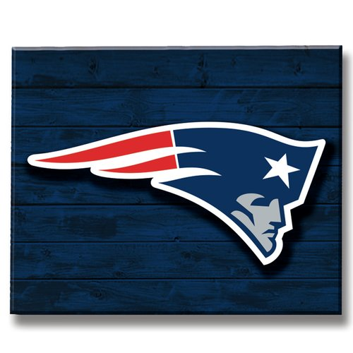 Team Sports America NFL Lit Wall D cor