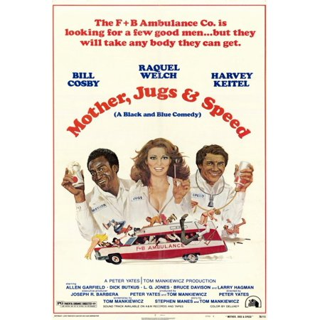 Mother Jugs and Speed (1976) 27x40 Movie Poster](Halloween Movie Poster For Sale)