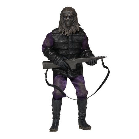 Planet of the Apes - Classic Gorilla Soldier - 8in Clothed Figure