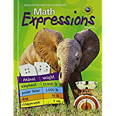 Math Expressions : Student Activity Book Hardcover Level 3 Volume 2 2009 ()