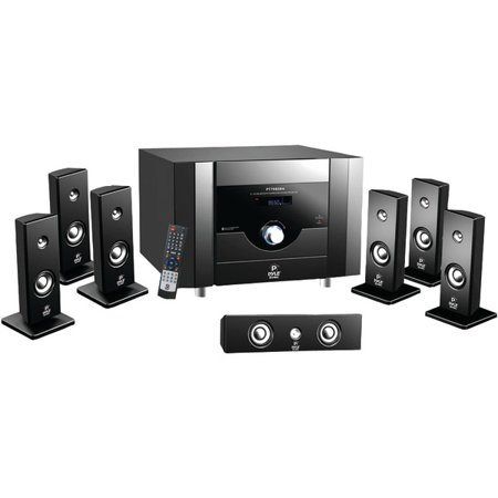 PYLE PRO PT798SBA 7.1-Channel Home Theater System with Bluetooth(R)