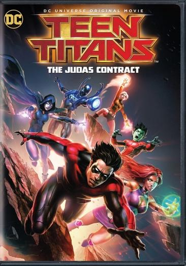 Teen Titans: The Judas Contract (Other) by WARNER HOME VIDEO