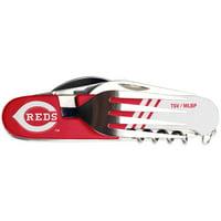 Cincinnati Reds Utensil Multi-Tool - Red - No Size