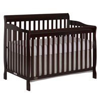 Dream On Me Ashton 5-in-1 Convertible Crib (Espresso)