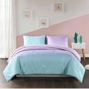 Heritage Club Ombre Seersucker Comforter Set , Twin