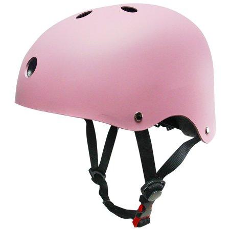 Pink Snowboard Helmet - [Kuyou] Helmet ABS Hard Rubber for Skateboard /Ski /Skating/Roller Snowboard Helmet Protective Gear Suitable Kids and Youth,(Pink)
