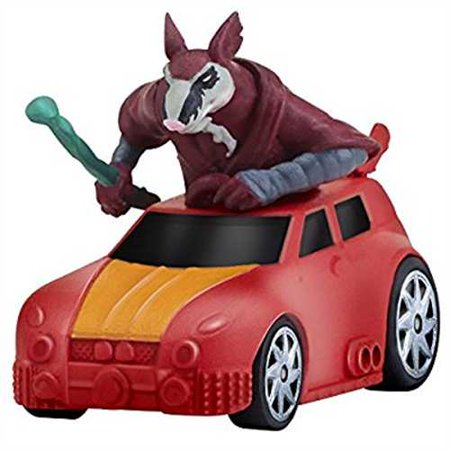 Teenage Mutant Ninja Turtles T-Machines Splinter in Rat Attack Diecast Vehicle