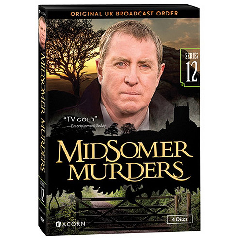 Midsomer Murders: Series 12 (Widescreen)
