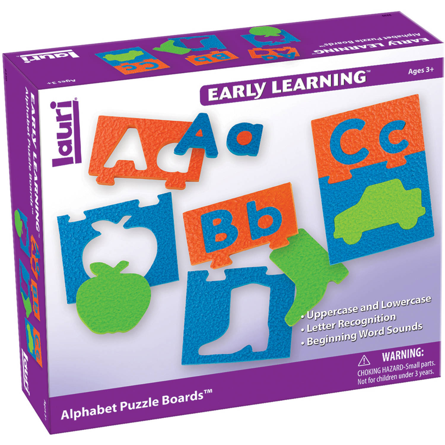 LAURI Alphabet Puzzle Boards