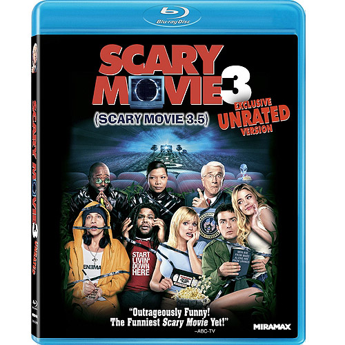 Scary Movie 3 (Unrated) (Blu-ray) (Widescreen)