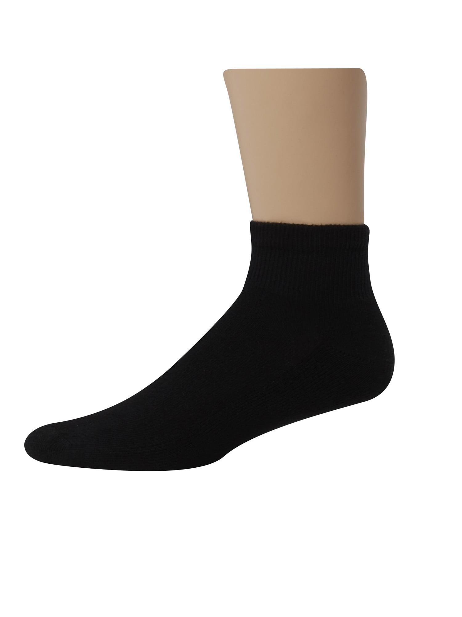 Men's Big & Tall X-Temp Ankle Socks, 12 Pack