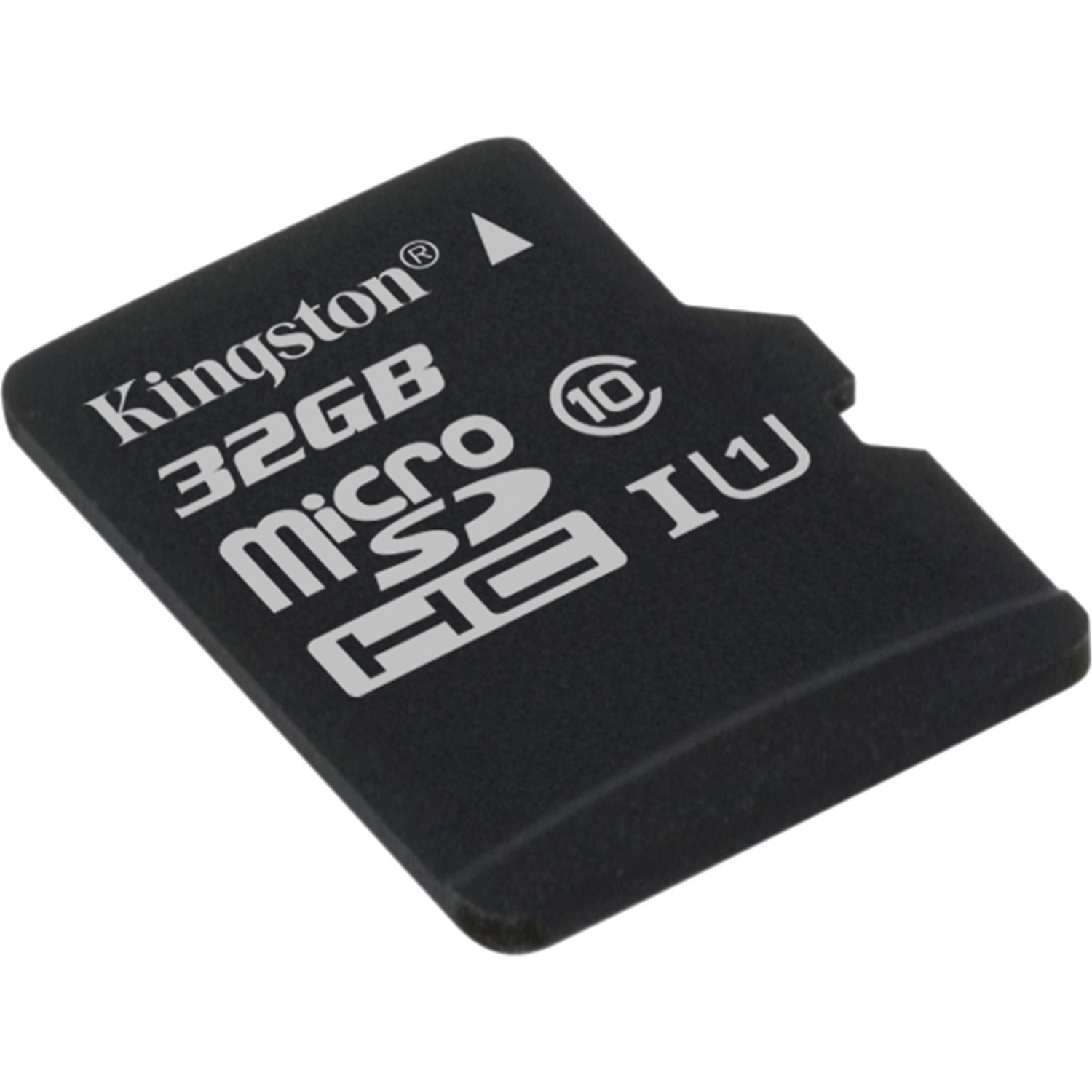 Kingston 32GB microSDHC Class 10 UHS-I 45R Flash Card without Adapter