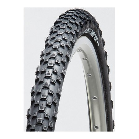 Panaracer Cinder-X Folding Bicycle 700x35c Tire Black ()