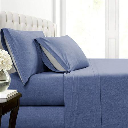 Malina Cotton Jersey Bed Sheet Set](Cheap Linens)