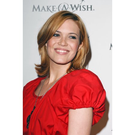 Mandy Moore At Arrivals For Latisse Launch Party And Make A Wish Foundation Benefit Canvas Art     16 X 20