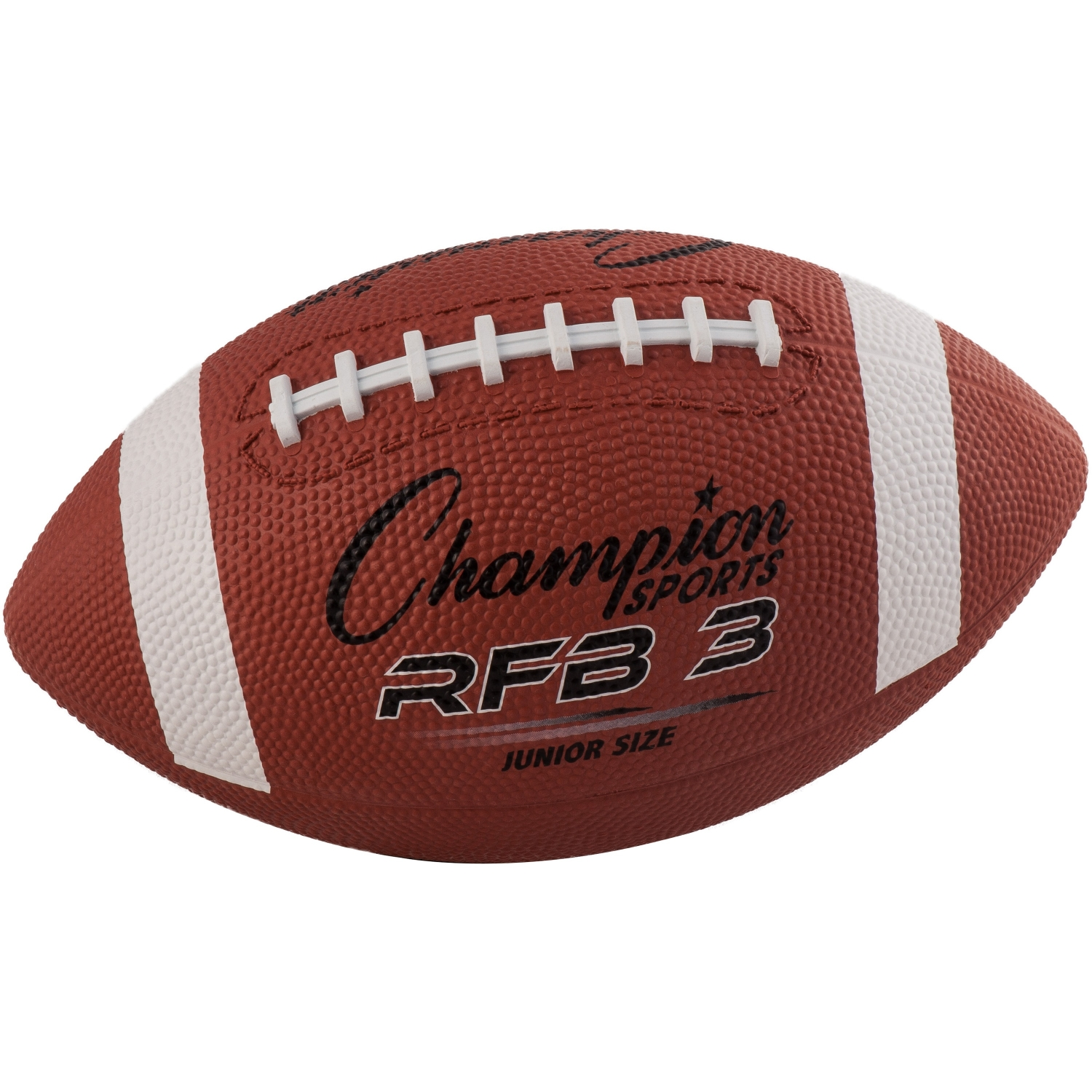Click here to buy Champion Sports Rubber Sports Ball, For Football, Junior Size, Brown by CHAMPION SPORT.