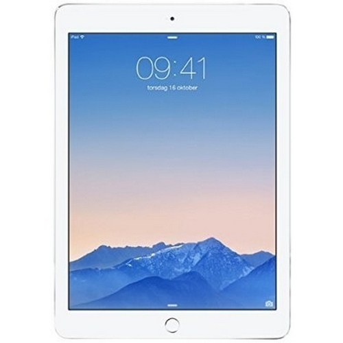 Refurbished Apple MGLW2LL/A iPad Air 2 9.7-Inch Retina Display, 16GB, Wi-Fi (Silver)