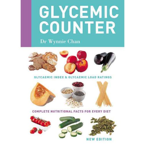 Glycemic Counter: Glycemic Index & Glycemic Load Ratings