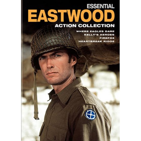 Eastwood Essential: Action Collection (DVD)](Eastwood Halloween)