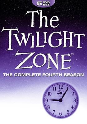 The Twilight Zone: Season 4 (DVD) by Paramount Home Entertainment