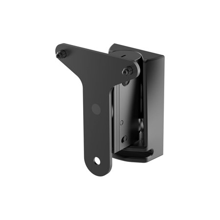 Monoprice Fixed Wall Mount for SONOS PLAY:3 Speakers - Black With Cable Management and Stable Base For Home