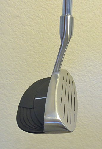 Golf Chipper HX-9 Chipping Wedge Golf Club Latest Technology, Best Chipper No More Shanks by PreciseGolfCo.
