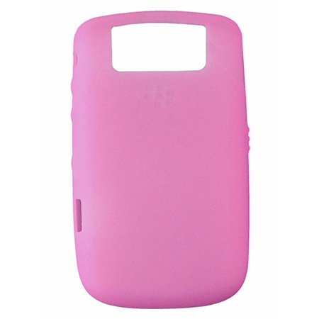 BlackBerry Silicone Skin Case for BlackBerry Tour 9630 / Bold 9650 - Pink