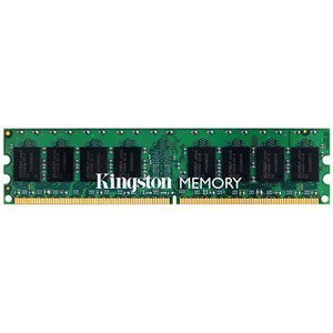 Kingston Technology 2GB Kit (2x1GB) 667MHz Low Power Single Rank Memory for HP/Compaq System Specific (KTH-XW9400LPK2/2G)
