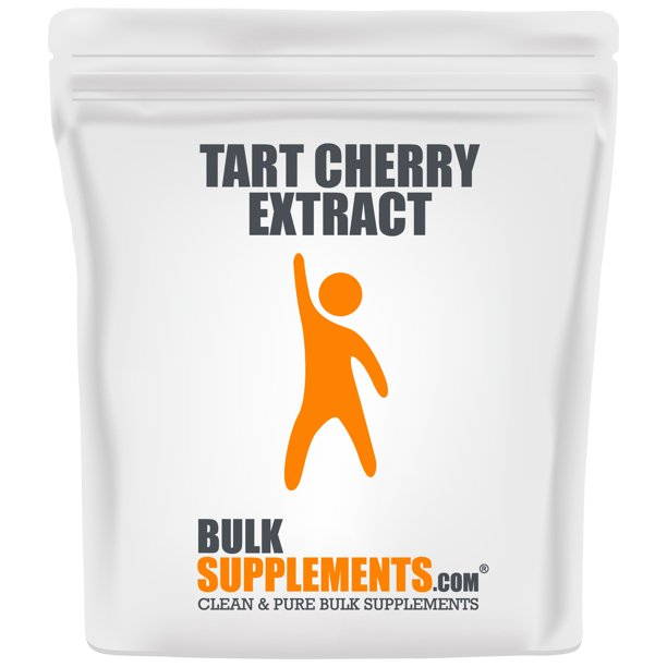 BulkSupplements.com Tart Cherry Extract