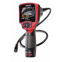 "RIDGID 55898 Inspection Camera,3.5"" Monitor Size"