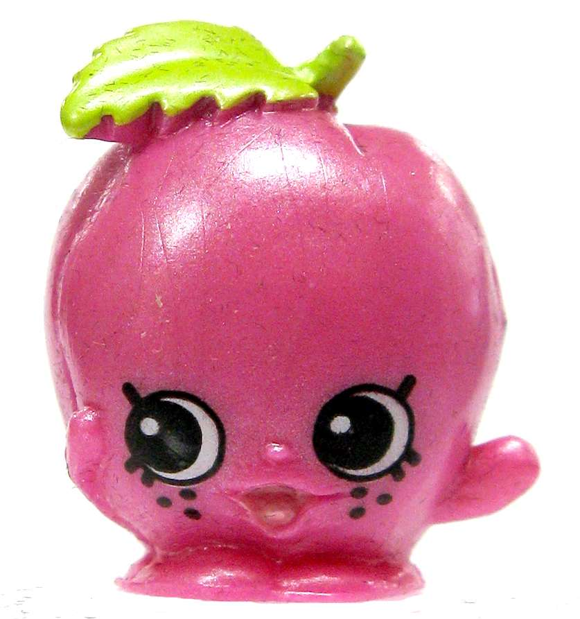 Shopkins Mystery Edition 2 April Apricot