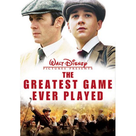 The Greatest Game Ever Played (DVD)