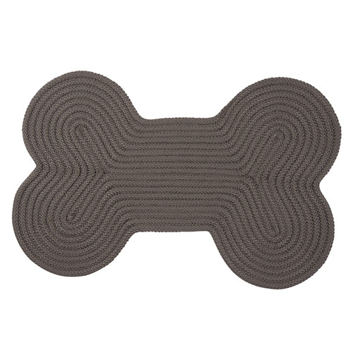 Colonial Mills Dog Bone Pet Mat - Solid