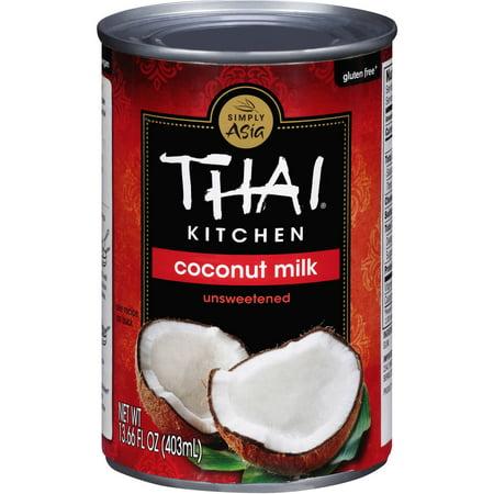 Thai Kitchen Organic Milk (Thai Kitchen Coconut Milk, 13.66 OZ (Pack of 3))